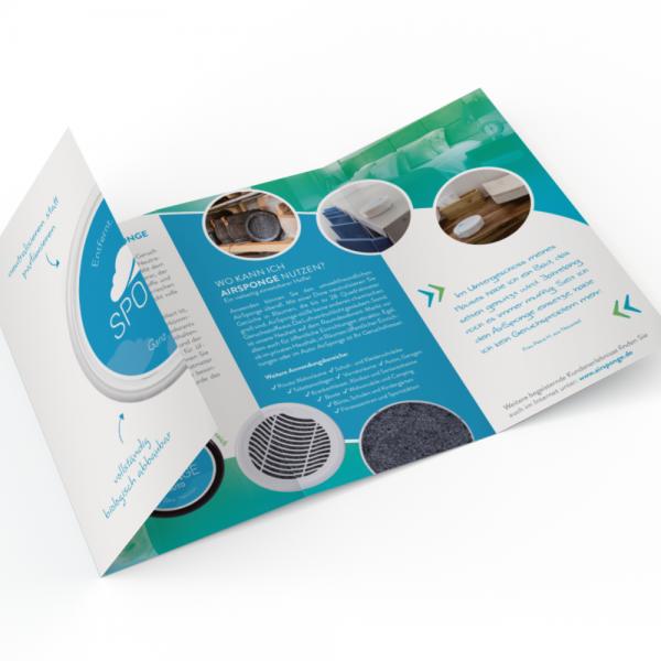 Image-Flyer - Werbe-Medien - Ihr Unternehmen