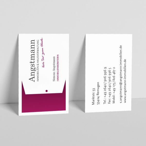 Visitenkarten - Geschäftsausstattung - Ihr Unternehmen