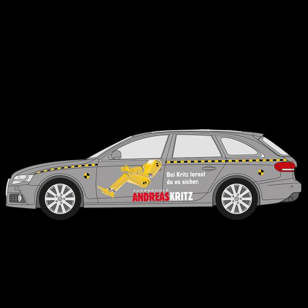 Fahrzeug-Beschriftungen - Erscheinungsbild - Ihr Unternehmen
