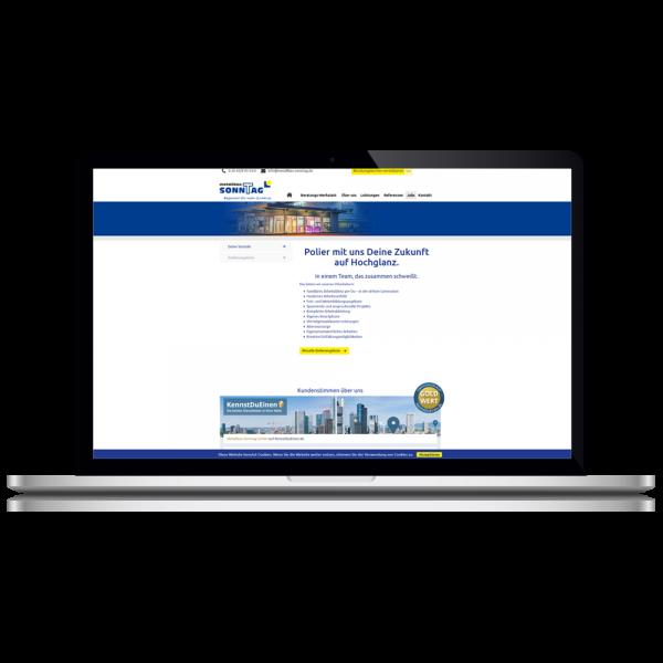 Bewerber-Websites - Ihre Mitarbeiter