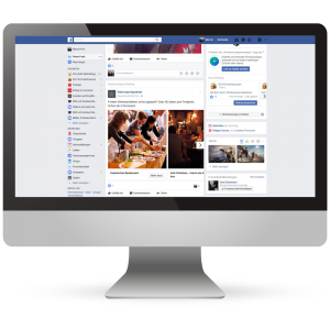 Facebook-Werbung - Online-Marketing - Ihre Kunden