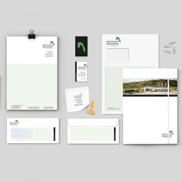 Kombi-Pakete - Geschäftsausstattung - Ihr Unternehmen