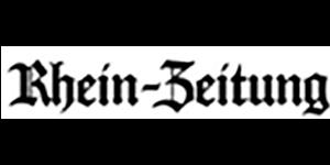 Rhein Zeitung - Logo