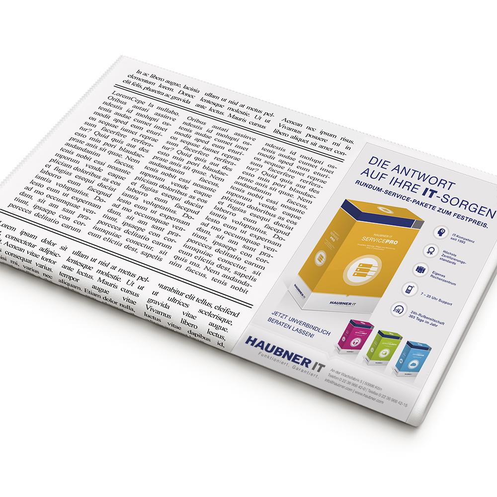 Anzeigen - Werbe-Medien - Ihr Unternehmen