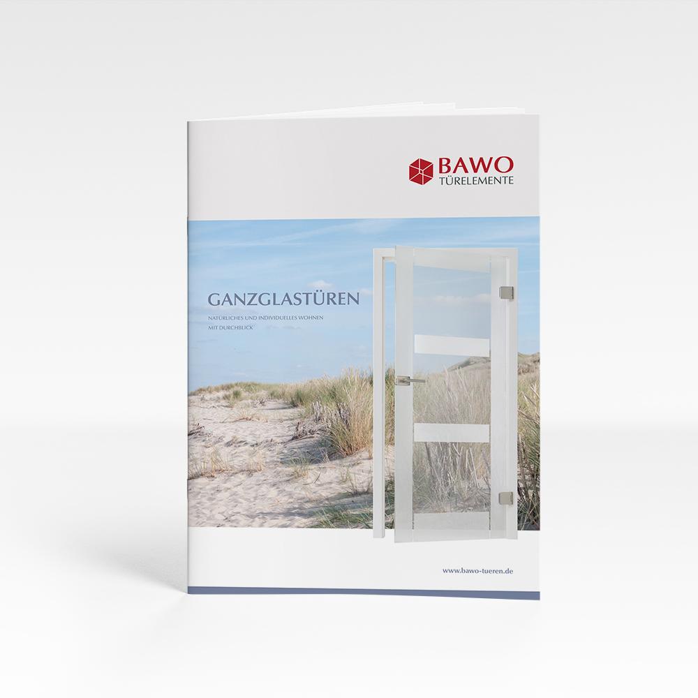Kataloge / Broschüren - Werbe-Medien - Ihr Unternehmen
