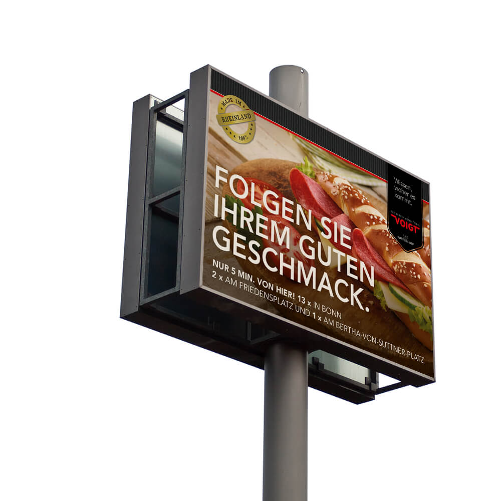 Plakate / Roll-Ups /Werbe-Banner - Werbe-Medien - Ihr Unternehmen