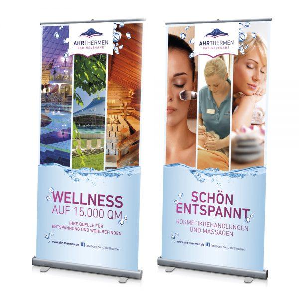 Plakate / Roll-Ups / Werbe-Banner - Werbe-Banner - Ihr Unternehmen