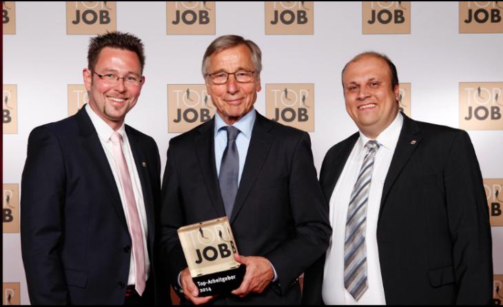 Marketingflotte - Top-Arbeitgeber 2014