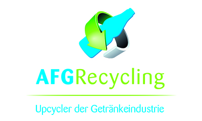 AFG Recycling Upcycler der Getränkeindustrie