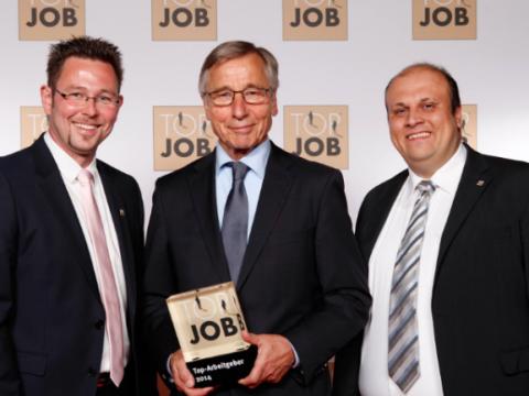 Top-Arbeitgeber 2014 Tob-Job Award