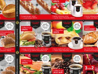 Bäckerei Konditorei Voigt - Print
